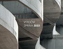 Annual Report 2013 PRŮMSTAV