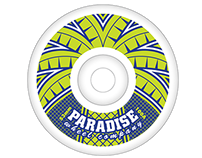 Paradise Wheel Company (wheel design)