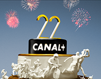 CANAL+ 22 anniversary