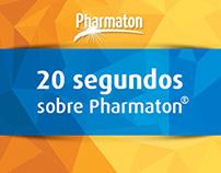 20 Segundos sobre Pharmaton - Facebook app