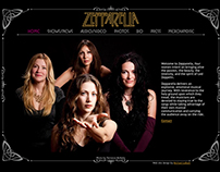 Zepparella Desktop & Phone Site