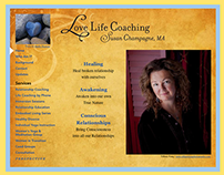 Love Life Coaching Web Site