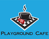 Playground Cafe - Logo