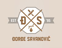 Personal Identity | Đorđe Savanović