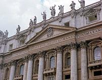 Rome: Through the Minolta