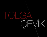 Tolga Çevik website