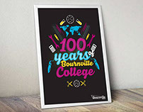 Bournville College poster concept