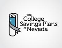 Nevada College Savings Plans Logo Development