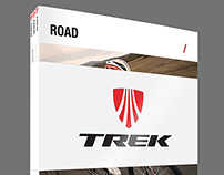Trek Bikes Catalog Redesign