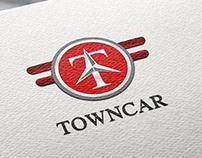 Towncar concept branding