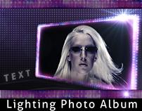 Lighting Photo Album