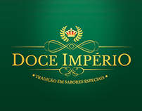 Doce Império - Logo