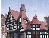Mid Century Chester