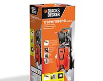 Black&Decker - Outdoor Packaging