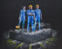 The fabbrica 2.0 - Come vento in faccia | ALBUM PHOTOS
