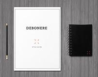 Debonere Branding