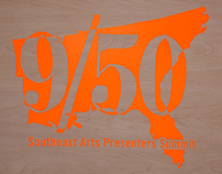 9/50 Southeast Arts Presenters Summit