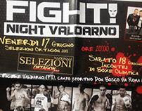 FIGHT! Night Valdarno - La notte dei Gladiatori