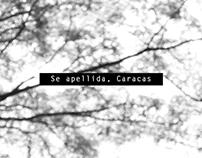 Se apellida, Caracas Photography + Brochure