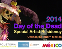 Arquetopia Day of the Dead Special Residency 2014