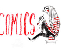 KEY VISION for comics festival