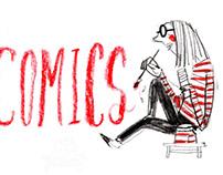 KEY VISION for comics festival
