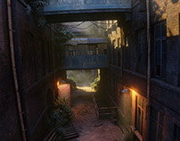 Abandoned Factory Alley