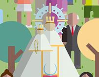 Fiestas de la Virgen de la Cruz 2014
