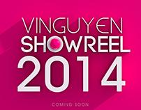 [ViNguyen] - Showreel 2014