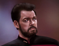 Star Trek: portraits