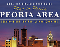 2014 Peoria Area Visitor Guide