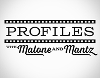 PROFILES with Malone and Mantz show logo/ads