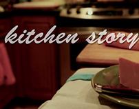 A kitchen Story