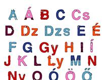 Hungarian alphabet