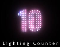 Lighting Counter