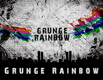 Grunge Rainbow