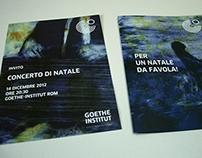 Goethe Institut greeting cards