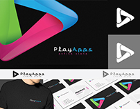 Play Apps Logo