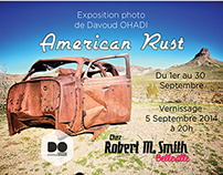 American Rust exposition photo