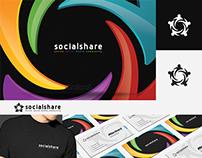 Social Share Community Logo
