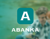 Abanka mobile banking - iOS and Android app
