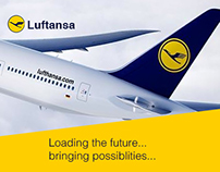 Luftansa Airline Design Project