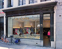 "Retail ""El Ganso"" Antwerpen"