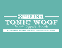 New Product Proposal: Tonic Woof