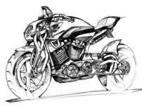 Harley Davidson SR1