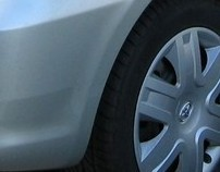 Toyota Corolla Verso Wheel Trim (2004)