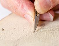 Reportage métier en restauration d'oeuvre d'art | 2014