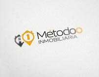 MÉTODOO INMOBILIARIA: Branding