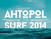 AHTOPOL SURF 2014