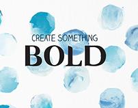 Bold printing